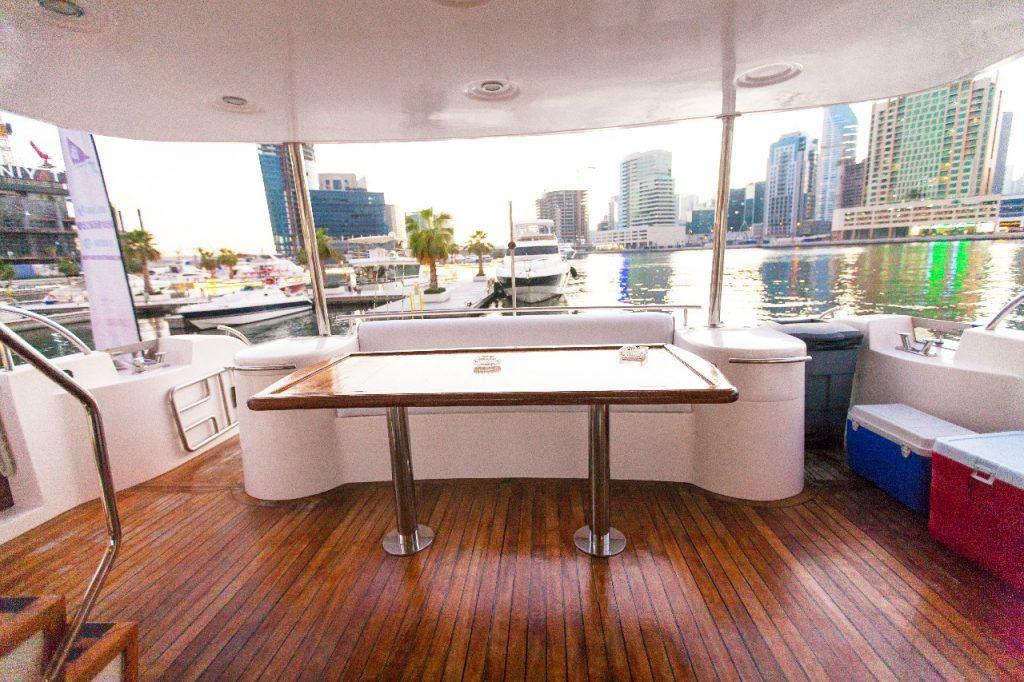 To Rent A Yacht Dubai