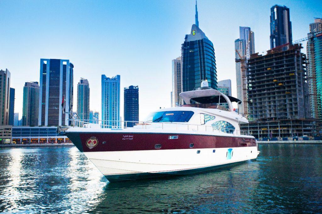 Sail Yacht Dubai