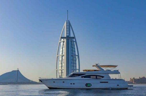 Luxury Yacht Nanje Yachts
